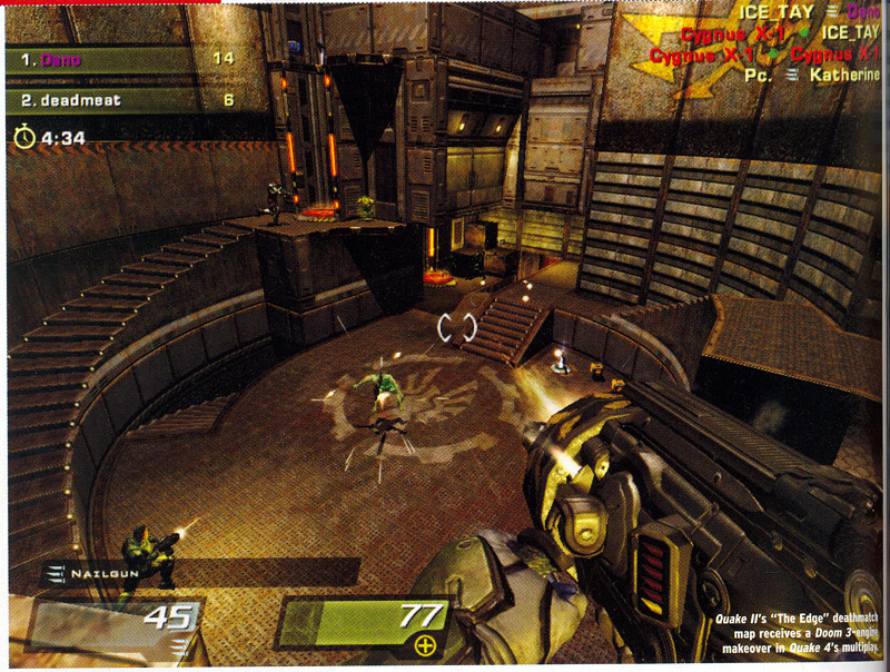 Quake 3 Engine
