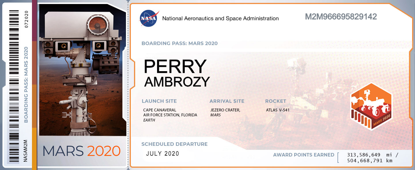 BoardingPass_MyNameOnMars2020Perry.png