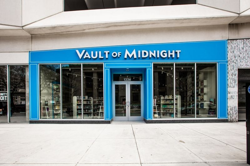 collection store hours detroit gets a great comic book store vault of midnight
