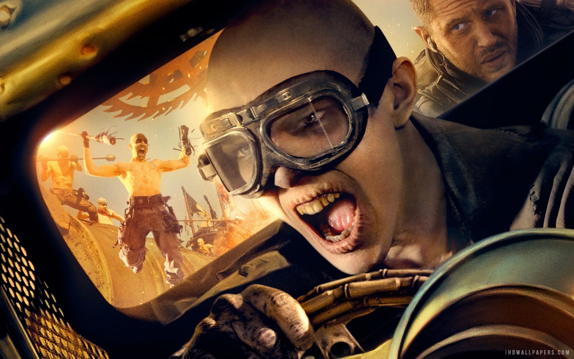 mad max fury road icrontic