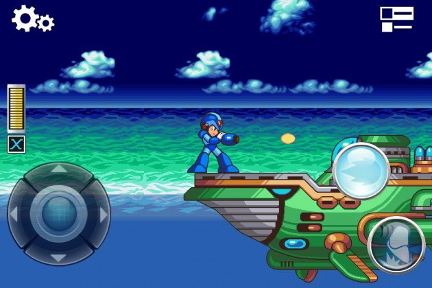 Mega Man X on iOS