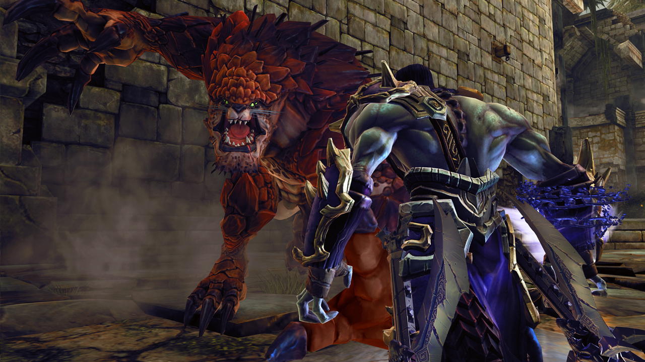 An Intimate Look At Darksiders Ii 171 Icrontic