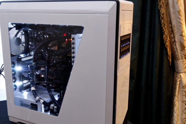 NZXT Switch 810 at CES 2012