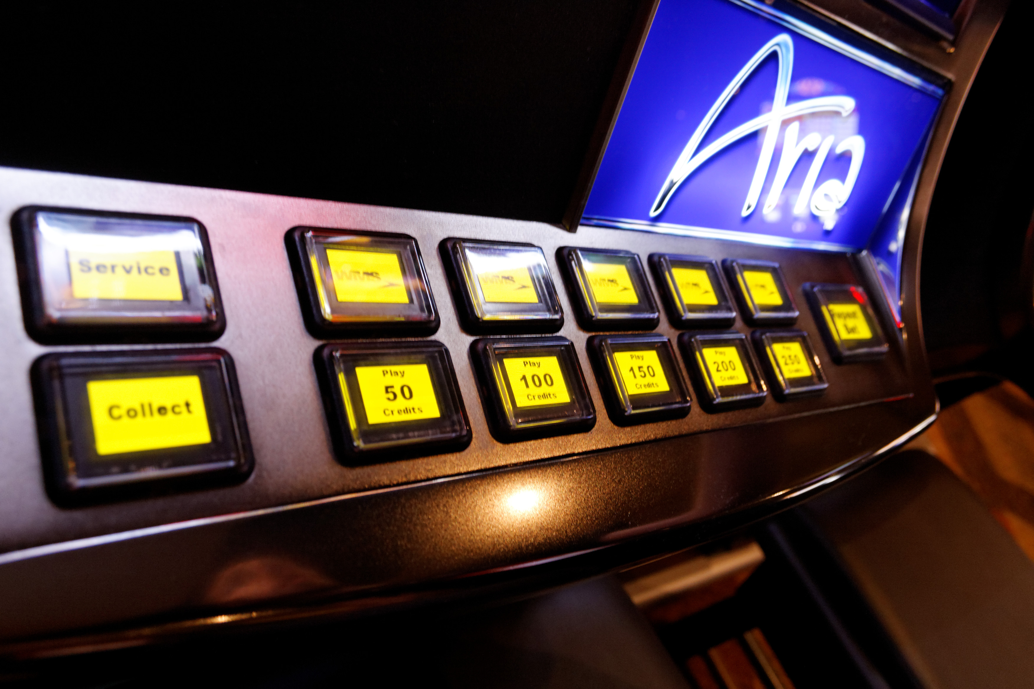 One CES story nobody's talking about: Slot machine display ...