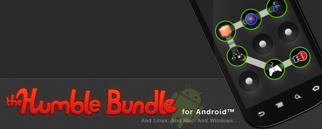 Humble Bundle for Android logo