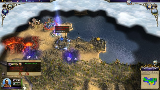 Warlock: Masters of the Arcane screenshot 05