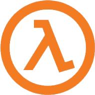 Half-Life Lambda symbol