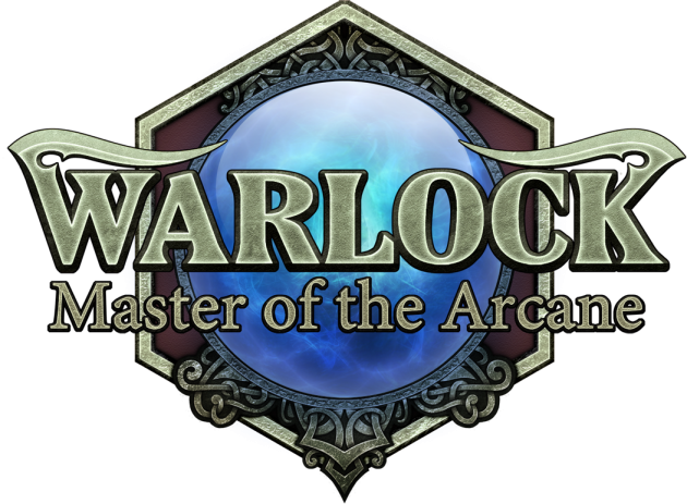 Warlock Master of the Arcane Logo