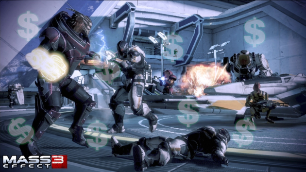 Mass Effect 3 ripoff