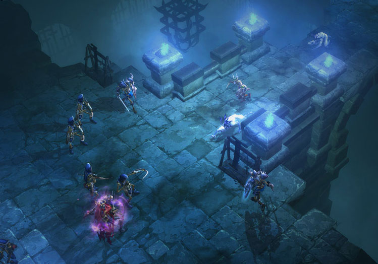 Diablo 3 release date in Melbourne