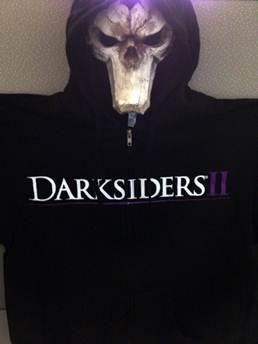 Darksiders II hoodie