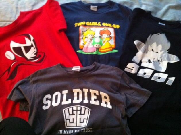 SharkRobot shirts