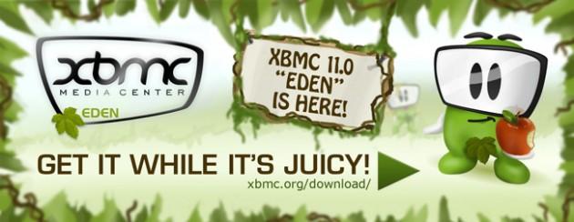 XBMC Eden Logo