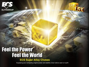 Super Alloy Choke ECS