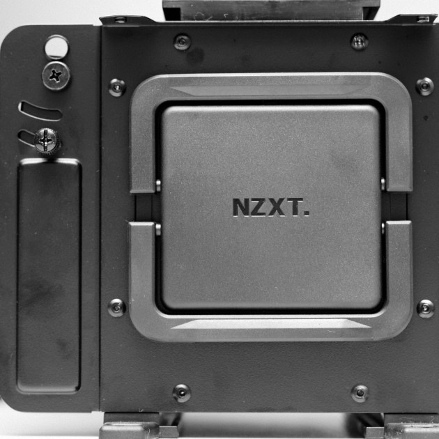 NZXT Switch 810 SE hard drive trays