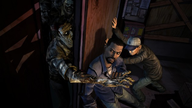 The Walking Dead review: Walkers attack