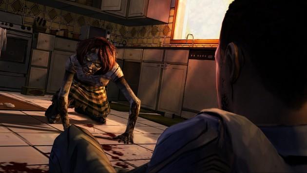 TellTale's The Walking Dead screenshot