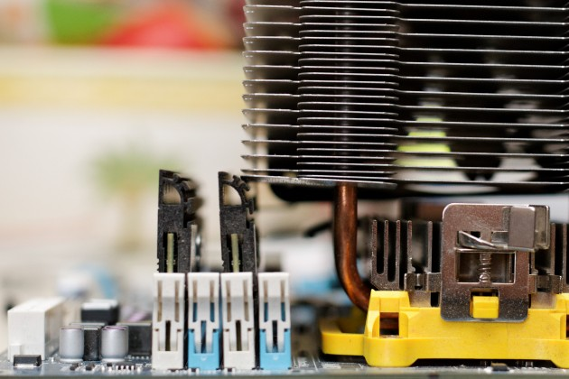 Thermaltake Water2 Review: aircooler clearance