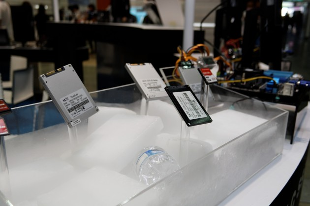 MemoRight high-durability SSDs at Computex 2012