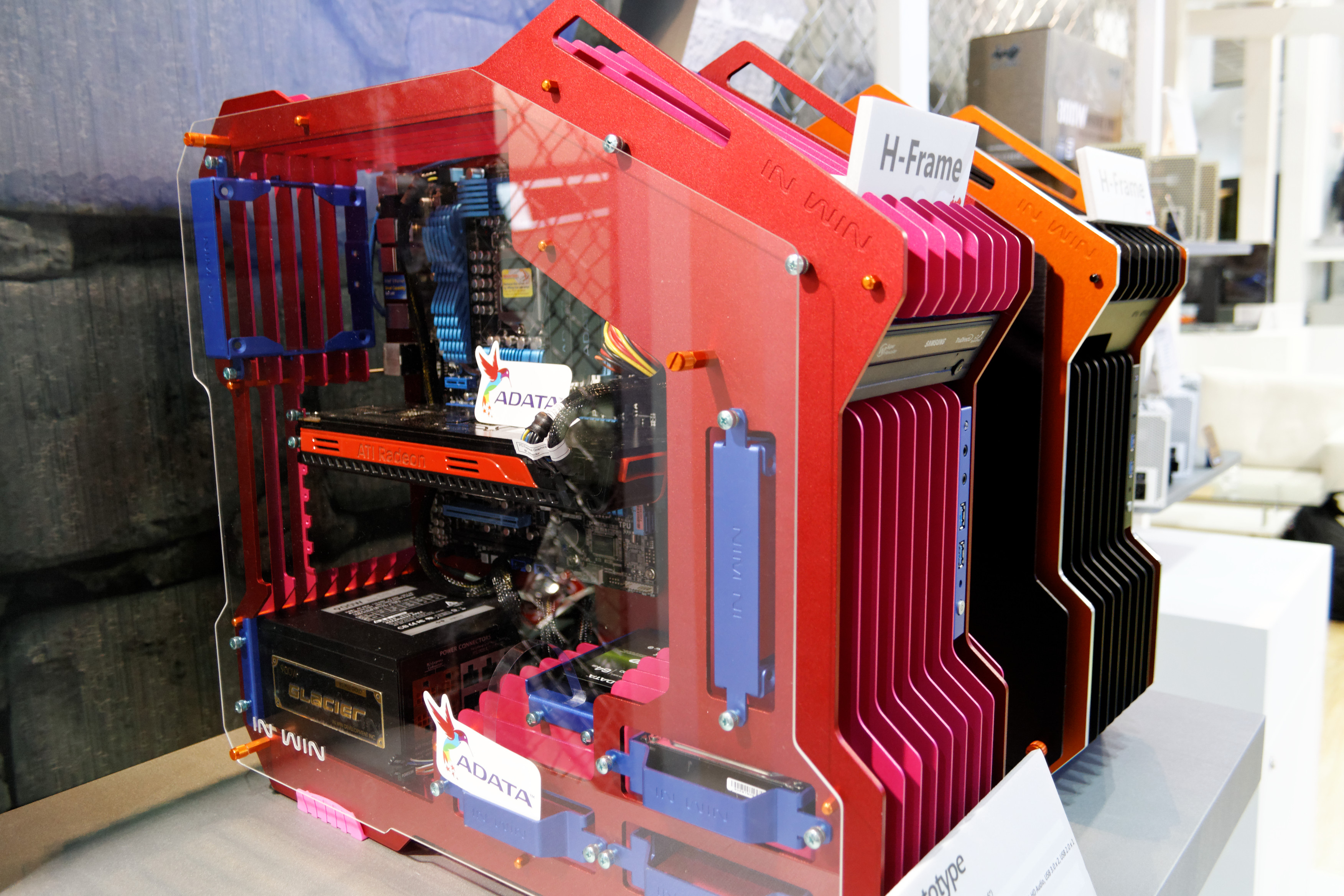 In Win H Frame At Computex 2012