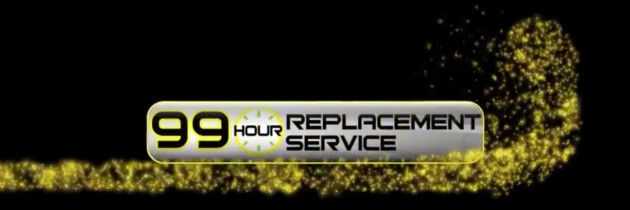 ECS 99 Hour Replacement