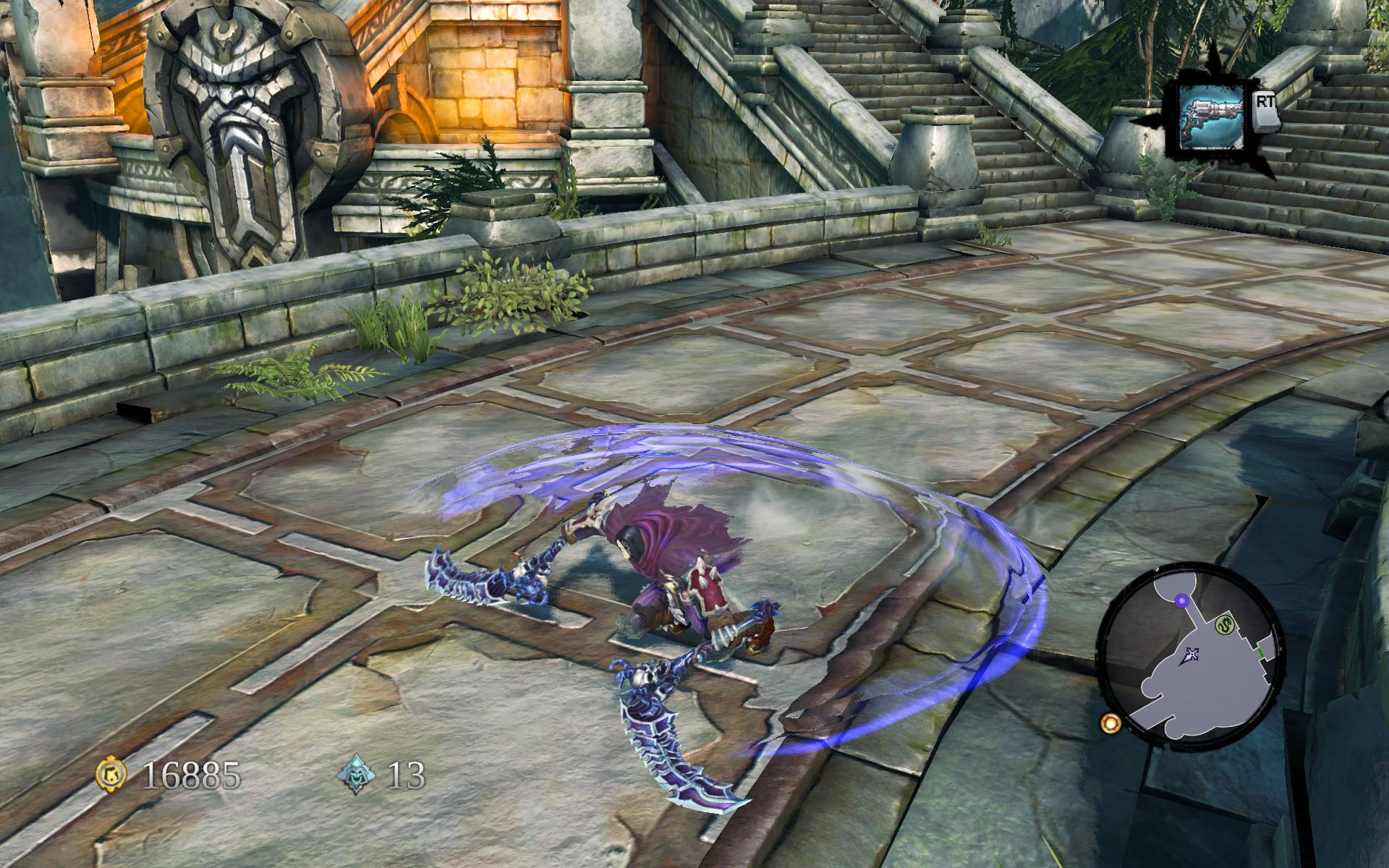 The controversial PC version of Darksiders II reviewed