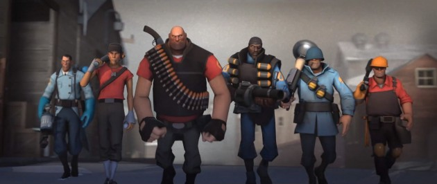 Team Fortress 2 Mann vs. Machine details