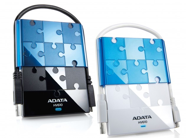 ADATA HV610 External USB 3 hard drive review