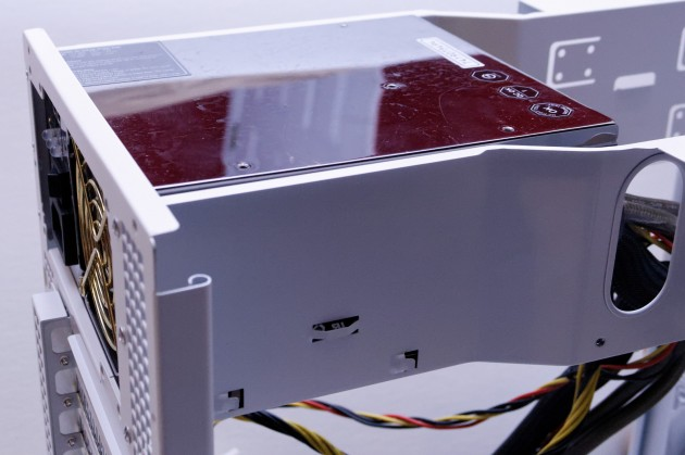 SilverStone PS07 top-mounted PSU