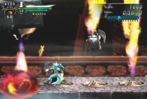 Dust: An Elysian Tail screenshot - Trials