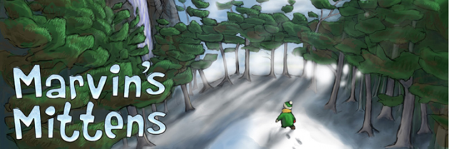 Marvin's Mittens title image