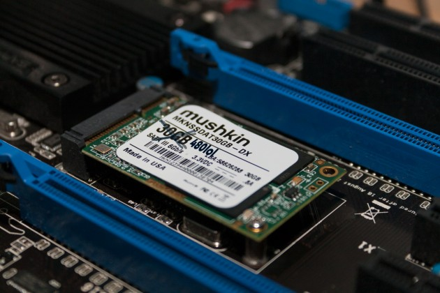 Mushkin 480gb mSATA SSD announced