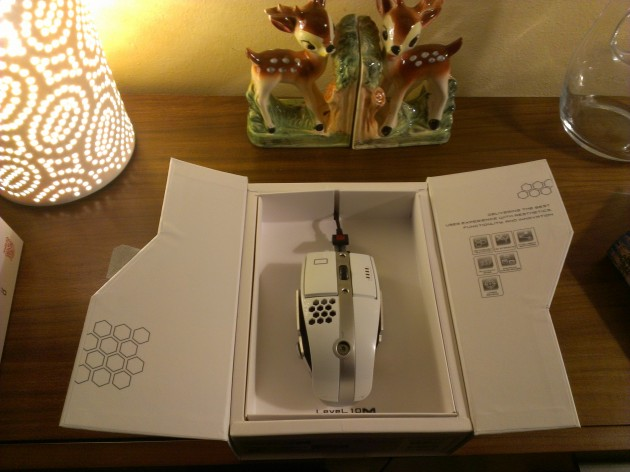 Level 10 M Mouse - Mouse in Box