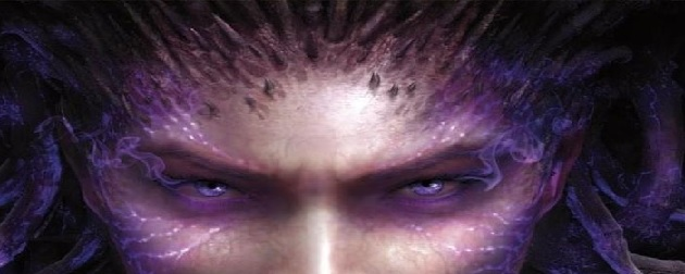 StarCraft II Heart of the Swarm trailer - Kerrigan