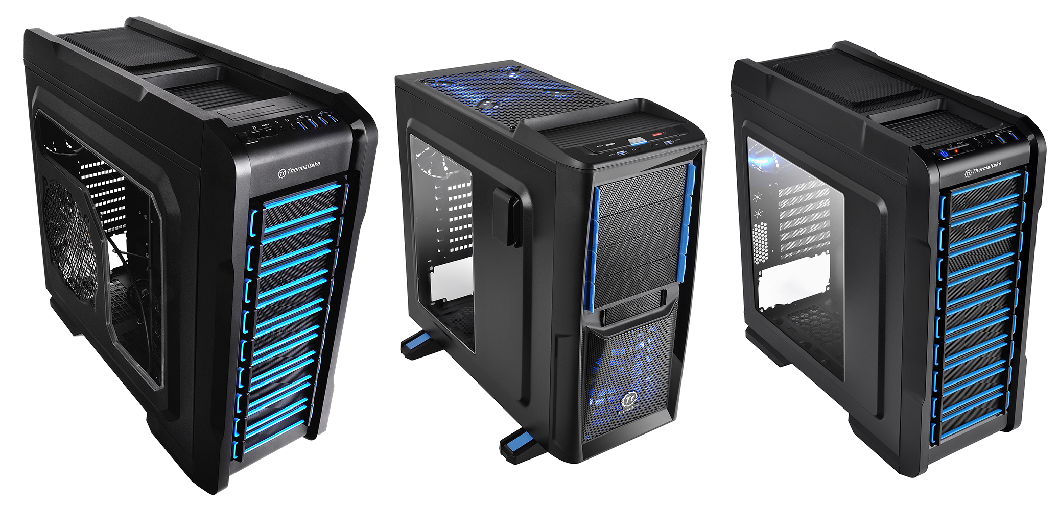 Thermaltake Chaser Series Cases