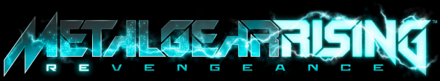 art metal gear rising logo