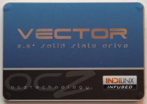 OCZ Vector 256GB Front