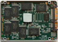 OCZ Vector 256GB PCB front