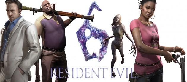 Resident Evil 6 / Left 4 Dead 2 crossover