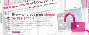 TMobile Simple Choice rateplan