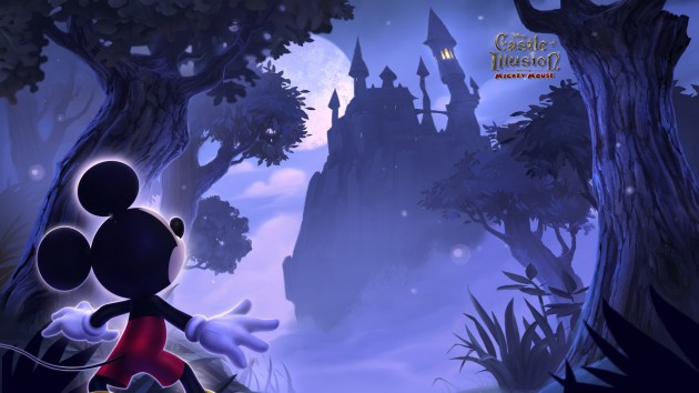 Castle of Illusion HD remaster