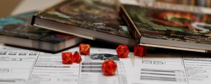Dungeons & Dragons for the first time