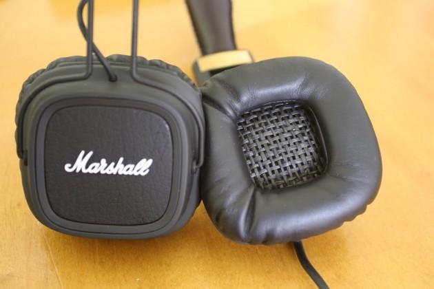 Marshall Crosshatch Earcup
