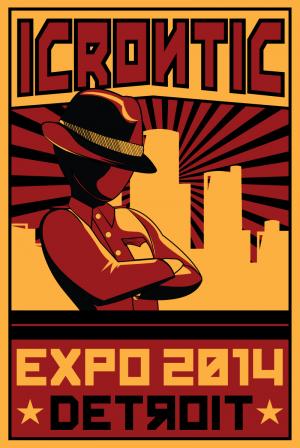 Expo Icrontic 2014 logo
