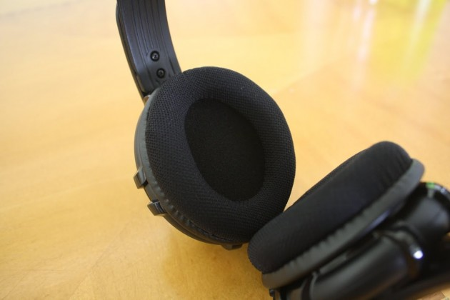 Earcup Foam on GamesterGear Cruiser