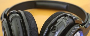 GamesterGear Cruiser Review earcup picture