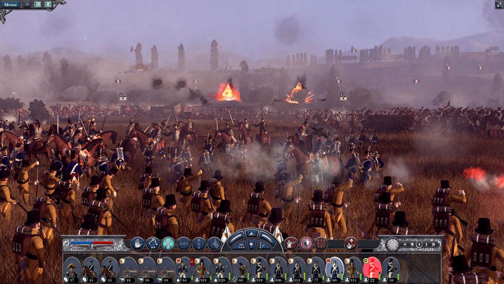 napoleon total war expands to the iberian peninsula