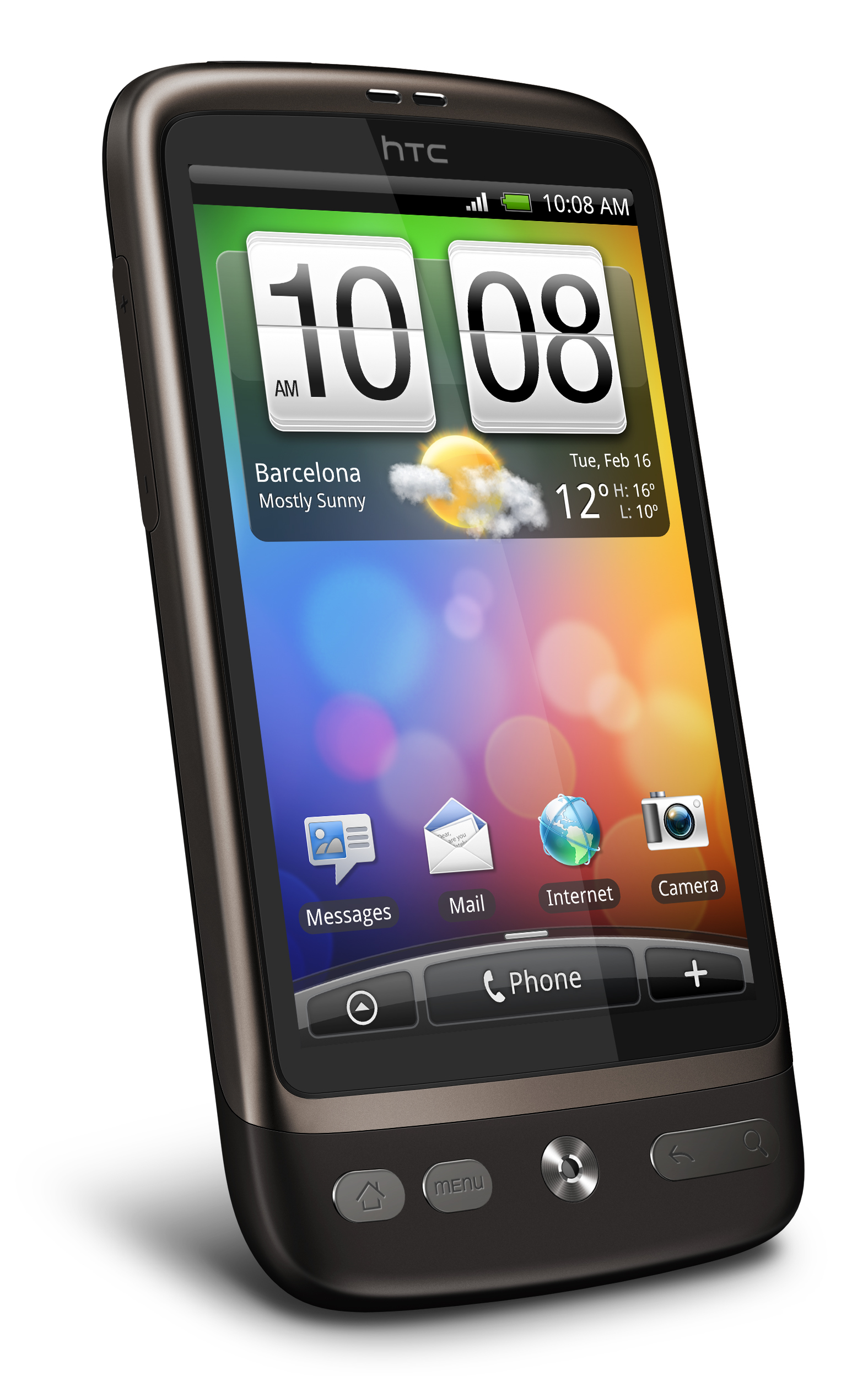 Phone Htc Desire Android Phones big beautiful brawny htc desire review icrontic slant